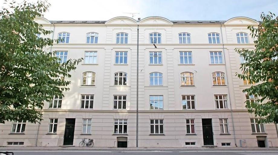 Hostrupsvej 12-14 facade